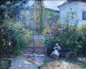 Pissarro, Hermitage Garden